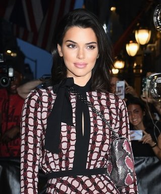 Kendall Jenner Wore 3 Outfits in 3 Hours, Including a See-Through Minidress
