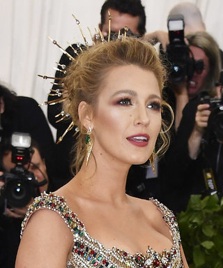 Blake Lively's Met Gala Gown Is Straight Out of Game of Thrones