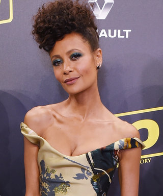 See All the Hidden Messages in Thandie Newton's Star Wars Dress