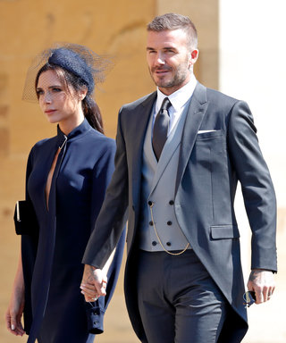 Victoria and David Beckham lead