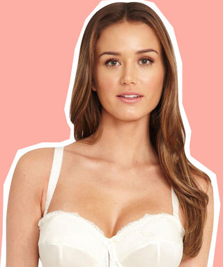 Bridal Lingerie for Large Busts