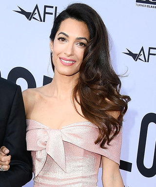 Amal Clooney Gives a Chic Lesson in Formal Wear