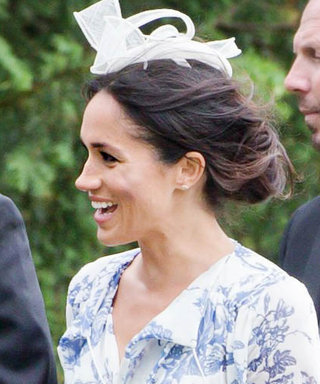 Meghan Markle Found a Chic Way to Re-Wear Her Wedding Day Shoes