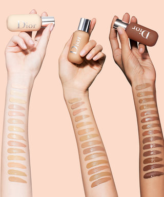 We Put Dior's New Inclusive Foundation to the Test on Different Skin Tones