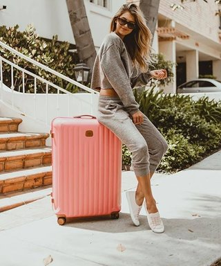 The Instagram-Worthy Luggage You've Been Looking For