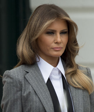 Melania Trump tweet backlash lead