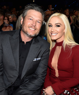 Gwen Stefani and Blake Shelton lead
