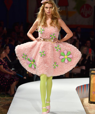 The Most Outrageous Looks at the Moschino Fashion Show