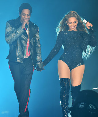 Beyonce and Jay-Z 'On the Run II' Tour - Glasgow