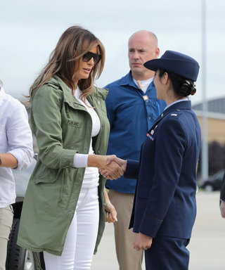 First Lady Melania Trump Visits Immigrant Detention Center On U.S. Border