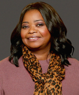 Octavia Spencer Makes the Case for Leopard-Print Everything