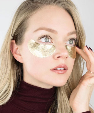 These Gold Patches De-Puffed My Swollen Eyes in Minutes