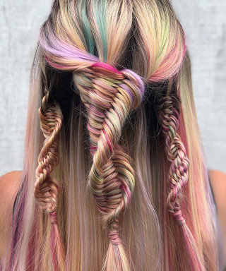 These Braids Look Like DNA Strands and Yes, You Can Do Them At Home
