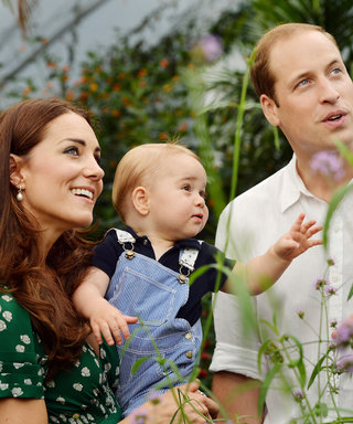 Prince George learning about Princess Di lead