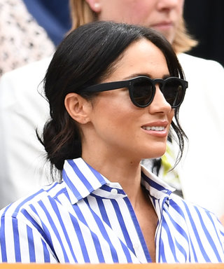 Why Meghan Markle Wore Ralph Lauren to Wimbledon