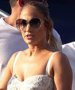 Jennifer Lopez Found a Comfortable, Stylish Pair of Heels