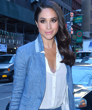 Meghan Markle Veronica Beard Suit