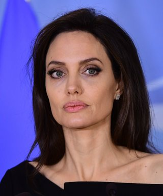 Angelina Jolie Continues to Wear All-Black Amid Divorce Proceedings