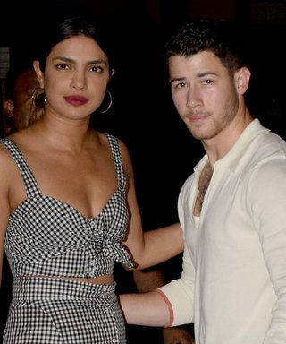 Bollywood Actor Priyanka Chopra And American Singer And Actor Nick Jonas In Mumbai