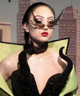 This NYFW Show Is Inspired Entirely By Disney Villains