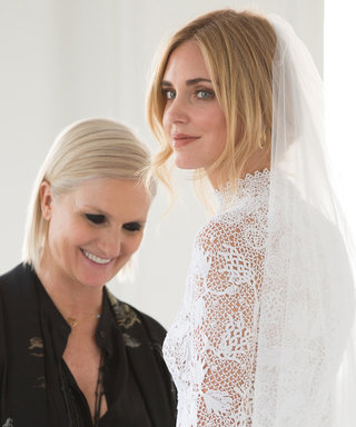 You Have to See Chiara Ferragni's Face When She First Saw Her Wedding Dress