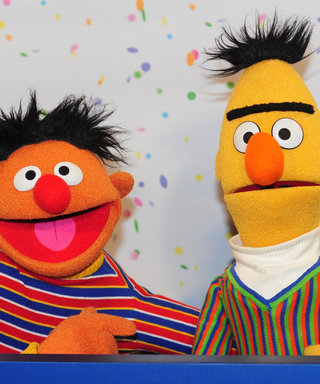 Bert and Ernie lead