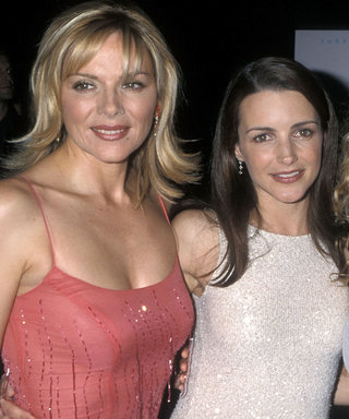 Kristin Davis May Have Just Thrown Some Shade at SATC Co-Star Kim Cattrall