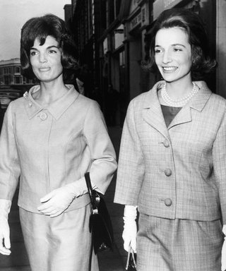 Jacqueline Kennedy And Her Sister