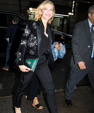 Fall's New It Bag Just Arrived and Cate Blanchett Has Already Worn It 3 Times