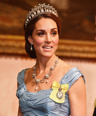 Kate Middleton Just Wore One of the Rarest Jewelry Honors Queen Elizabeth Can Give