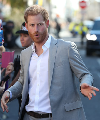 Prince Harry Narrowly Escapes Eternal Hold of Excited Teacher