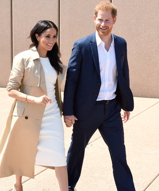For the First Time Ever, Meghan Markle Traded Her Heels for Flats — And They're $145
