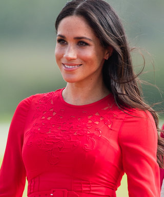 Meghan Markle Just Had the Most Relatable Wardrobe Malfunction