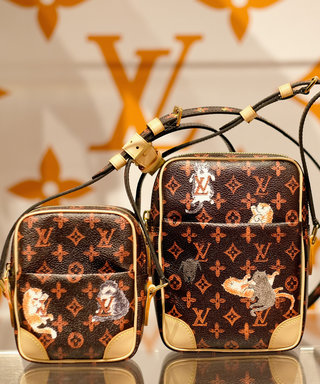 Louis Vuitton's Latest Launch Is Every Fashion Cat Lady's Dream
