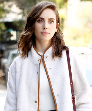 Alison Brie Old Navy