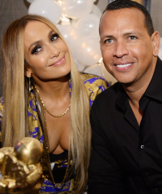 Jennifer Lopez's MTV VMA's Vanguard Award Celebration At Beauty & Essex In NY