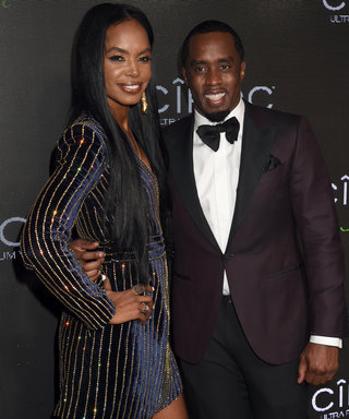 Kim Porter and Diddy lead