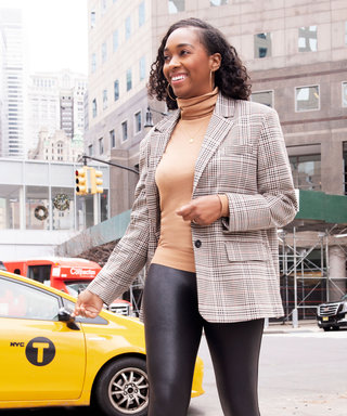 Everyone's Freaking Out Over These Spanx Leather Leggings, and Now I Know Why