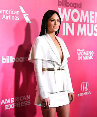 Kacey Musgraves' Caped Blazer Look Has Us Rethinking All of Our Holiday Party Outfits