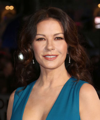 """""""We Can't Get a Few Gray Hairs"""": Catherine Zeta-Jones on Being a Woman in Hollywood"""
