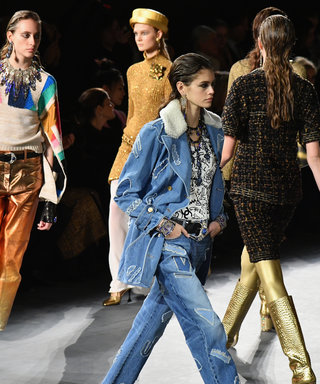 Chanel's Latest Collection Was Inspired by Egypt, and Includes Hieroglyphic Jeans