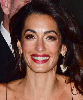 Amal Clooney Attends Gala with Three Other Clooneys in Tow