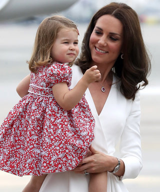Charlotte and Kate lead