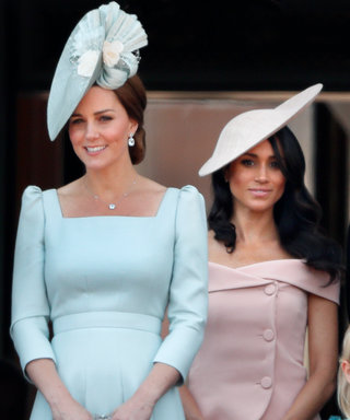 """Meghan Markle """"Was Under No Pressure to Do Things the Same"""" as Kate Middleton for Baby's Birth"""