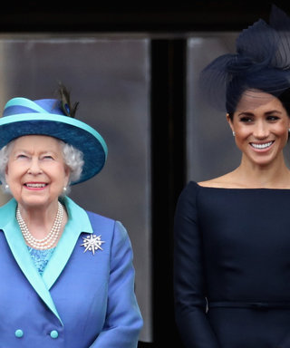 Queen Elizabeth and Meghan Markle lead