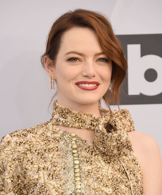 Emma Stone's SAG Awards Updo Is Her Best One Yet