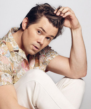 """How Andrew Rannells Stopped """"Being Jealous of Everybody"""" and Started Celebrating His Own Success"""