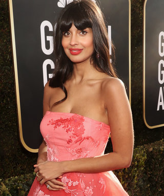 You'll Never Expect Which Part of Jameela Jamil's Golden Globes Outfit Is from Target