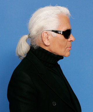 My Unguarded Talks With Karl Lagerfeld