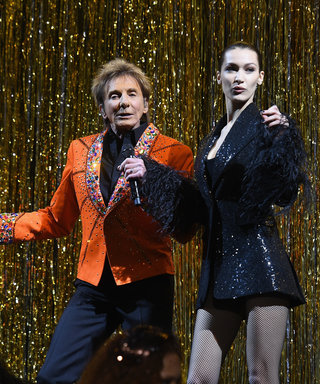 NYFW Closes With Legendary Supermodels, Oscar-Worthy Gowns, and — Wait — Is That Barry Manilow?